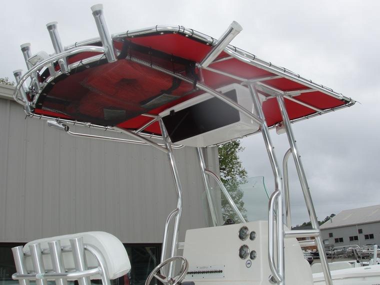 Custom T Tops | Chatlee Boats | Sanford North Carolina